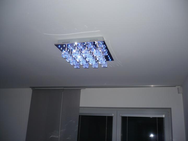 Dorábka interiéru - intímčo - led svetielka