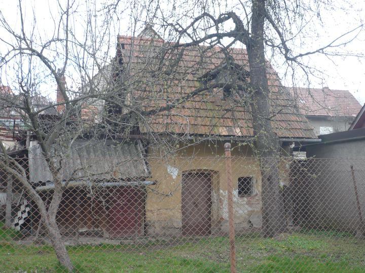ZÁHRADA - toto bola náraďovňa kedysi v r.2008
