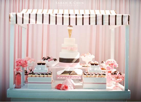 Stoly se sladkostmi - Obrázek č. 35