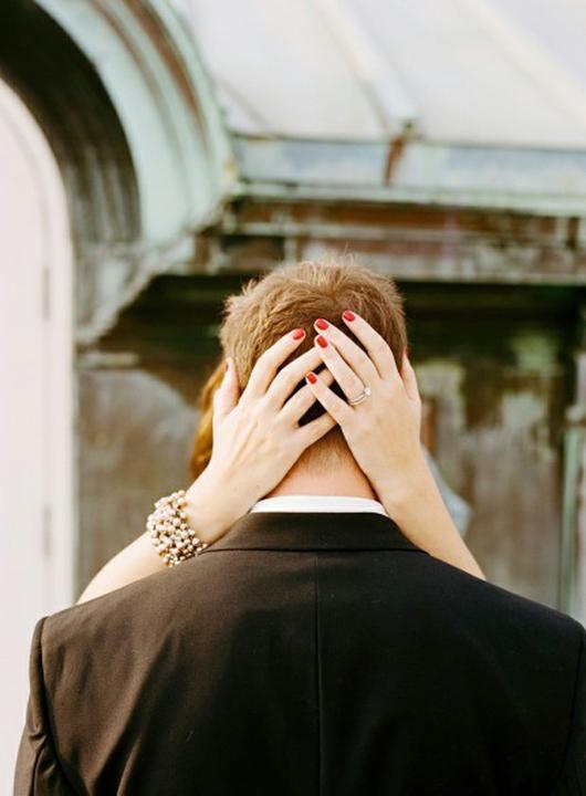 Foto - ženich a nevěsta - Obrázek č. 16