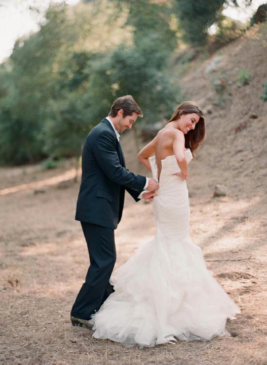 Foto - ženich a nevěsta - Obrázek č. 23