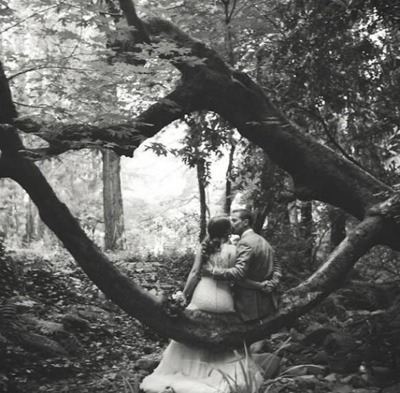 Foto - ženich a nevěsta - Obrázek č. 151