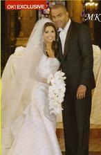 Eva Longoria a Tony Parker (2007)
