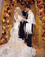 Christina Aguilera a Jordan Bratman (2005)