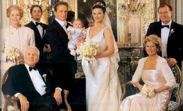 Catherine - Zeta Jones a Michael Douglas (2000)