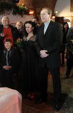 Ester Kočičková a Igor Kozák (2011)