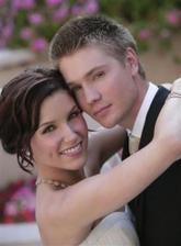 Sophia Bush a Chad Michael Murray (2005)