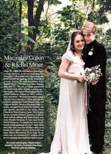 Macaulay Culkin a Rachel Miner (1998)