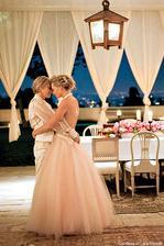 Ellen DeGeneres a Portia De Rossi (2008)