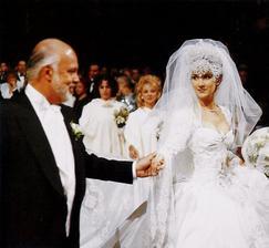 Celine Dion a Rene Angelil (1994)
