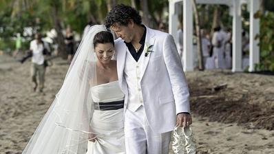 Shania Twain a Frédéric Thiébaud (2011)
