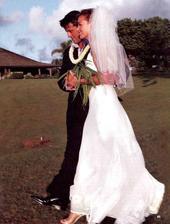 Matt LeBlanc a Melissa McKnight (2003)