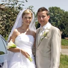 Petr Bende a jeho snoubenka Zuzana (2008)