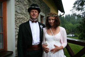 Petr Hájek a Adriana Gážová (2011)