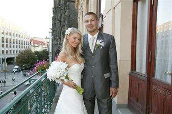 Romana Vítová a Petr Jákl (2007)