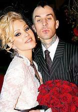 Travis Barker (Blink 182)  a  Shanna Moakler (2004)