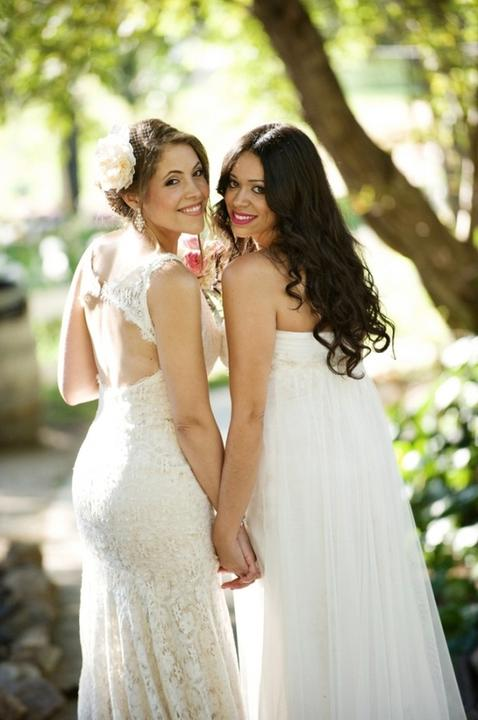 фото лезбийских свадеб
