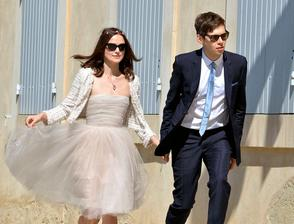 Kiera Knightley a James Righton (2013)