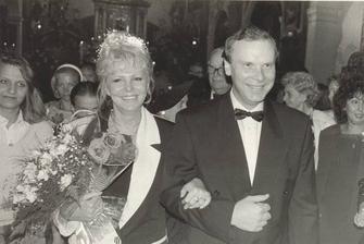 Hana Zagorová a Štefan Margita (1992)