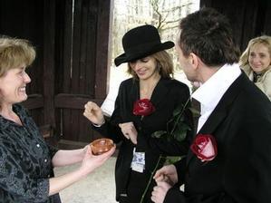 Ivana Jirešová a Viktor Dyk (2009)