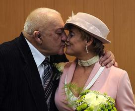 Zdeněk Srstka a Alena Dvořáková (2008)