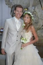 Thomas Puskailer a jeho přítelkyně Abbie (2011)