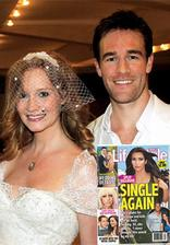 James Van Der Beek a Kimberly Brook (2010)
