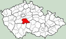 Místa pro svatbu - Okres Benešov