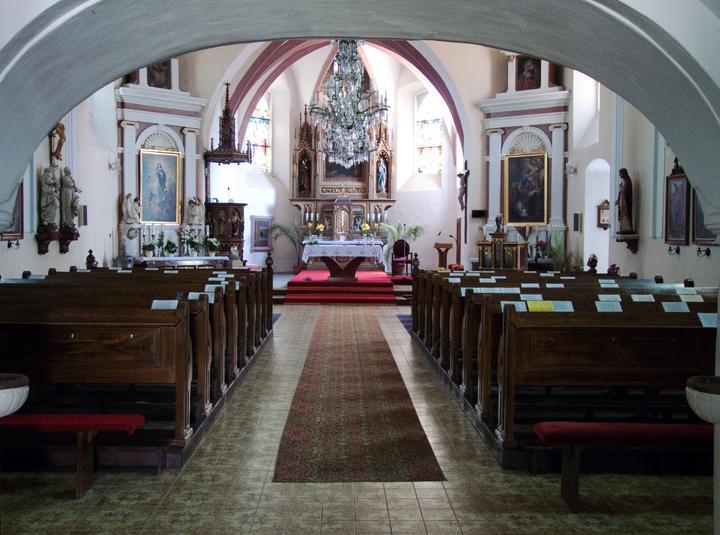 Místa pro svatbu - Vlašim - kostel sv. Jiljí