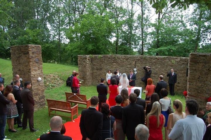 Místa pro svatbu - Statek Blažejovice