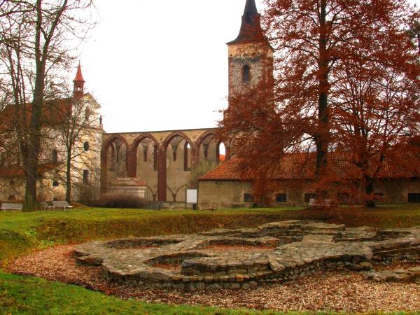Místa pro svatbu - Sázavský klášter