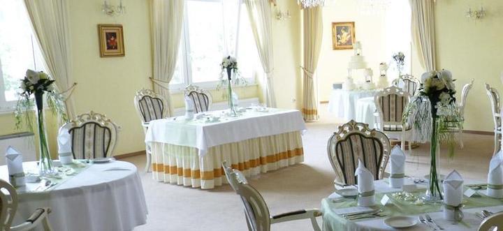 Místa pro svatbu - Hotel S.e.n.