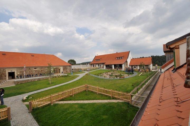 Místa pro svatbu - Farma Blaník