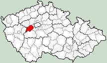 Místa pro svatbu - Okres Beroun