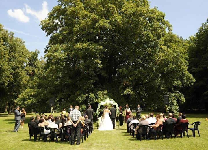 Místa pro svatbu - Zámek Hořovice