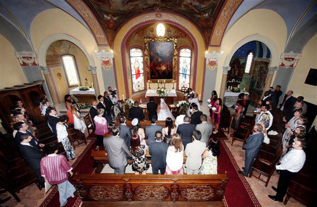 Místa pro svatbu - Zámek Zbiroh