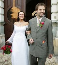 Andrea Vránová a Jan Klobouček (2004)