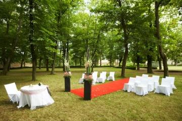 Místa pro svatbu - Zámek Rosice