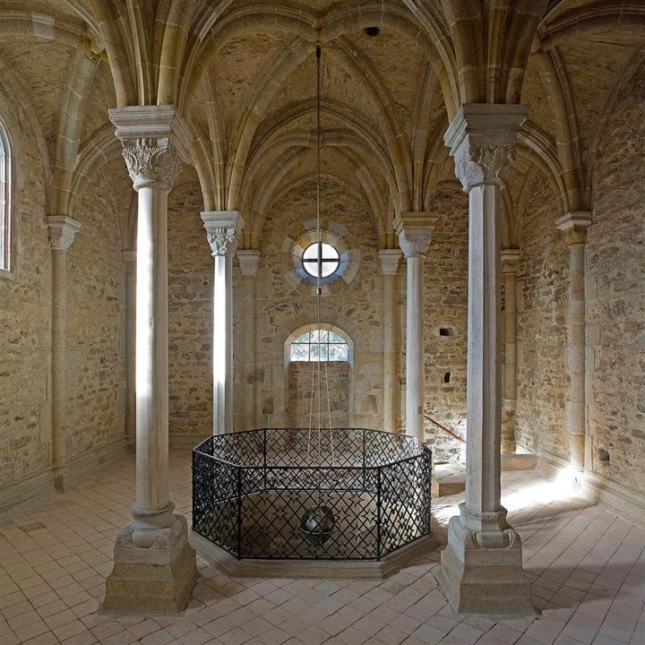 Místa pro svatbu - Cheb - Kaple sv. Erharda a Uršuly
