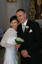 Ivana Bednaříková a Robert Chvátal (2006)
