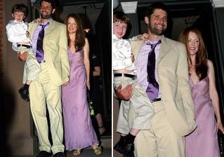 Julianne Moore a Bart Freundlich (2003)