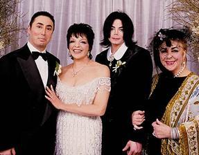 Liza Minnelli a David Gest (2002)