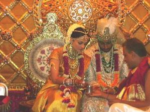 Aishwarya Rai a Abhishek Bachchan (2007)