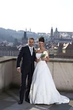 Jan Kalousek a manželka Karolína (2009)