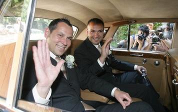 Pavel Vítek a Janis Sidovský (2006)