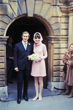 Audrey Hepburn a Andrea Dotti (1969)