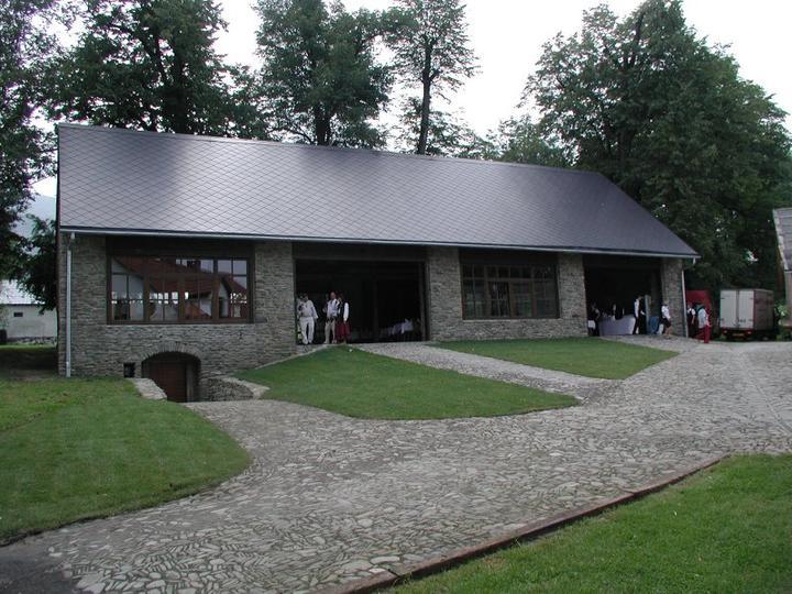 Místa pro svatbu - Fojtství Oldřichovice