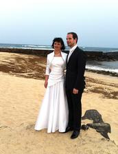 Jan Maxián (Nightwork) a jeho přítelkyně Lucie (2012)