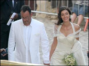 Jean Reno a Zofia Borucka (2006)