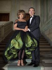 Tina Turner a Erwin Bach (2013)